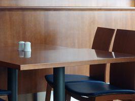 Come collegare un tavolo da cucina ad una parete