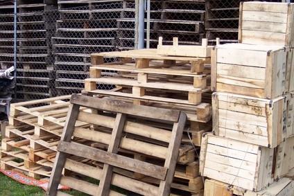 Idee per gli agricoltori che utilizzano legno Pallet