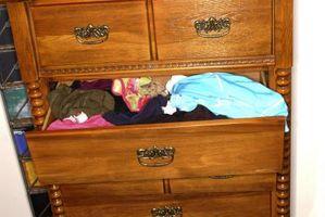 Fai da te Carcasse dei letti con cassetti