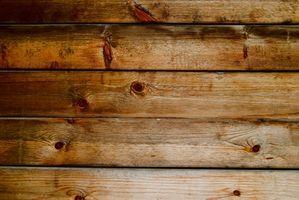 Come rimuovere le macchie di olio da Wood Floors