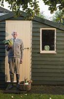 Come trasformare un capannone di stoccaggio in una piccola casa