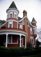 1900 stili di casa vittoriana