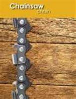 Manutenzione catena per una motosega