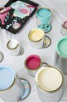 Come dipingere una stanza con un tema Trilli