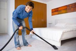 Come sbarazzarsi di muffa in Carpets