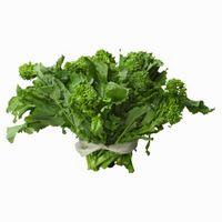 La raccolta Broccoli Raab