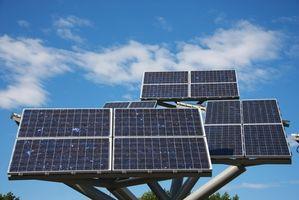 Come collegare un pannello solare per una scatola elettrica