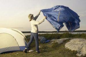 Come fare una tenda Pet