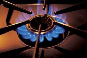 Frigidaire Gas Piano cottura non si accende