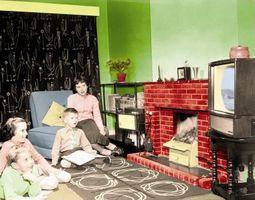 Come decorare una casa con ''50 Glamour