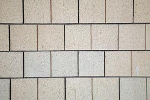 Come misurare Blocco di cemento Walls