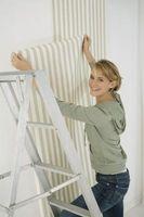 Come dipingere Stripes dal pavimento al soffitto