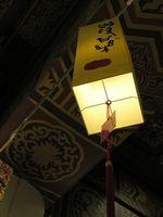 Suggerimenti per la parete interna di illuminazione Lanterne