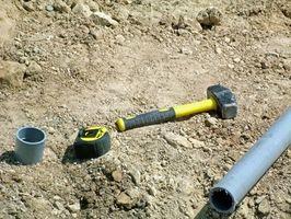 Come collegare tubo zincato a tubo in PVC
