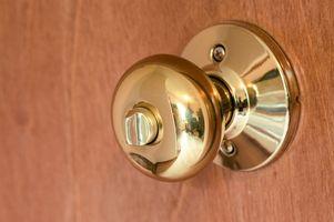 Come sostituire Camera maniglie delle porte