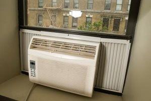 Come eseguire il condizionatore d'aria con il Vent aperto