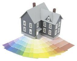 Come rompere una camera con vernice