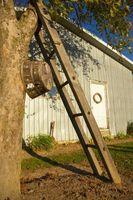Fatelo Yourselft Ladder Shelf