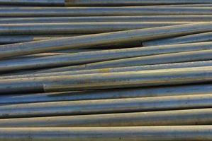 Come tagliare Tubi di ferro