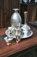 Come pulire Silver-Plated vassoi