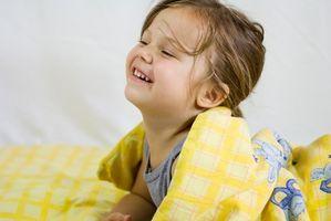 Selezione di un materasso per un bambino