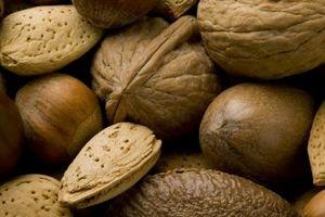 Tipi di Hickory Nuts