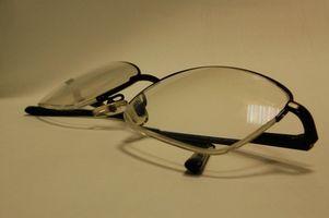 Come riparare una lente in vetro
