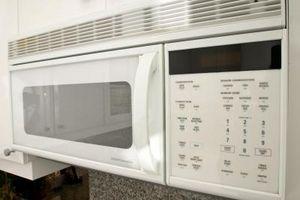Come ottenere ruggine da un forno a microonde