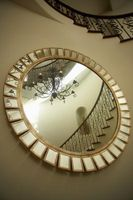 Come coprire uno specchio a muro