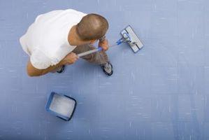 Come rimuovere tappeto colla pavimento di cemento