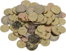 Come pulire fuliggine di monete in un incendio