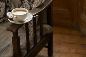 Come rimuovere Tea Odore