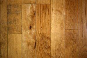 Il modo migliore per lavare pavimenti in legno