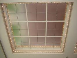 Nuove idee casa a soffitto