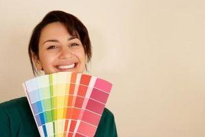 Come coprire grigio della vernice