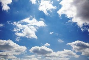 Come dipingere nuvole in una camera da letto