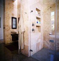 Come pulire smerigliatrice marmo bagno Piastrelle