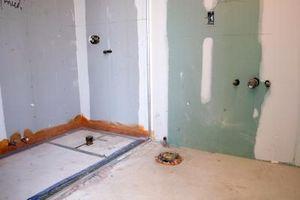 Come riparare un intonaco composto muro