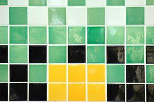 Powder Room idee Tile