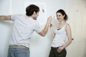 Come dipingere ambienti con soffitti coperti