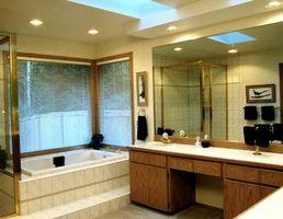 Come rimodellare una linea bagno