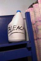 Come usare Clorox nella vostra idropulitrice