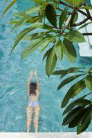 Come ottenere lascia fuori di una piscina