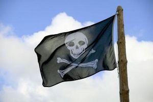 Come fare una tenda della doccia nave pirata