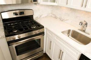 Come pulire un forno con Bianca Aceto e bicarbonato di sodio