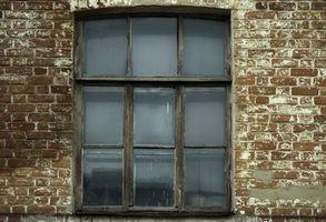 Come pulire le finestre con acido muriatico
