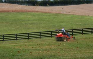 L'installazione di un artigiano Lawn Tractor Belt
