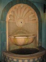 Come costruire una fontana messicano