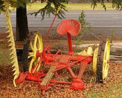 Tipi di macchine per arare i campi