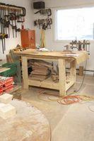 Come fare un banco Maple lavorazione del legno